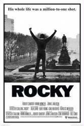 Rocky movie poster [Sylvester Stallone] 24'' X 36''
