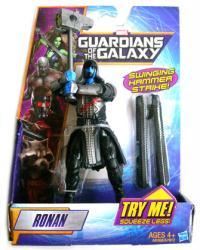 Guardians of the Galaxy: Rapid Revealers Ronan action figure (Hasbro)