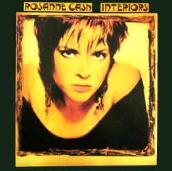 Rosanne Cash poster: Interiors vintage LP/Album flat