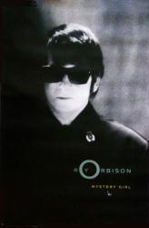 Roy Orbison poster: Mystery Girl (24x36) 1989 promotional poster