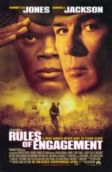 Rules of Engagement movie poster [Samuel L. Jackson & Tommy Lee Jones]
