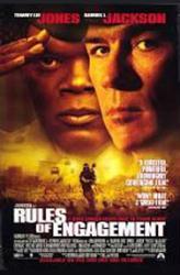 Rules of Engagement movie poster [Tommy Lee Jones & Samuel L. Jackson]