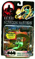The New Batman Adventures: Rumble Ready Riddler action figure (Hasbro)