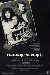 Running On Empty movie poster [River Phoenix, Judd Hirsch] 27x41