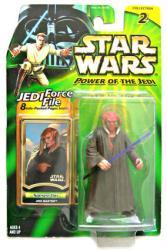 Star Wars Power of the Jedi: Saesee Tiin Jedi Master figure (Hasbro)