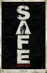 Safe movie poster [Jason Statham] original 27 X 40 advance