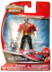 Power Rangers Super MegaForce: Samurai Red Ranger action figure