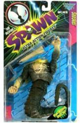 Spawn [Series 6] Sansker action figure (McFarlane Toys/1996)