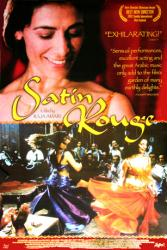 Satin Rouge movie poster (2002) [Hiam Abbass] a.k.a. Red Satin