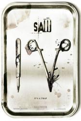 Saw IV movie poster (2007) 27x40 original