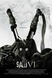 Saw VI movie poster (2009) one-sheet