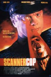 Scanner Cop movie poster [Daniel Quinn] NM