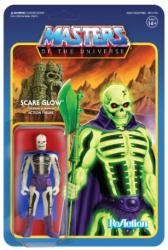 Masters of the Universe: Scare Glow ReAction figure (Super7/2018)