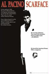 Scarface movie poster (1983) [Al Pacino] 24x36