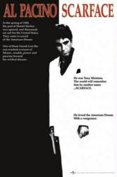 "Scarface movie poster [Al Pacino] 24"" X 36"""