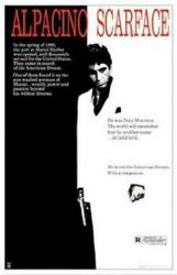 Scarface movie poster [Al Pacino] 24x36