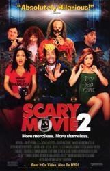 Scary Movie 2 movie poster [Anna Faris, Marlon Wayans] 26x40