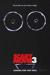 Scary Movie 3 movie poster (2003) 27x40 advance