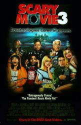 Scary Movie 3 movie poster [Queen Latifah, Anna Faris & Charlie Sheen]
