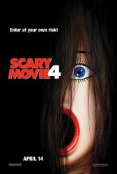 Scary Movie 4 movie poster [''Enter at your own risk!''] 27x40