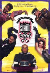 School Daze movie poster [a Spike Lee film] original 27x40