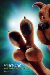 Scooby-Doo 2: Monsters Unleashed movie poster [Advance] 27x40
