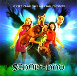 Scooby-Doo soundtrack poster: Vintage LP/Album flat