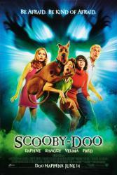 Scooby-Doo movie poster [Freddie Prinze Jr. & Sarah Michelle Gellar]
