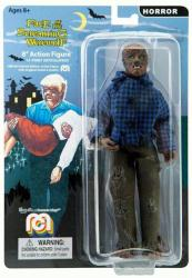 Screaming Werewolf classic 8 inch action figure (MEGO/2018) Blue