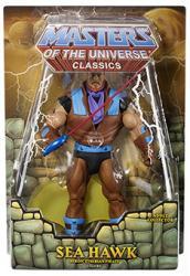Masters of the Universe Classics: Sea Hawk action figure (Mattel/2013)