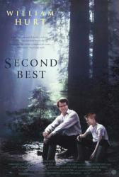 Second Best movie poster [William Hurt] 27x40 video version