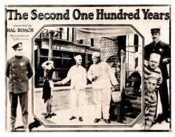 The Second One Hundred Years movie poster [Stan Laurel & Oliver Hardy]