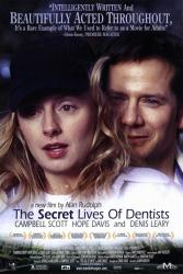 The Secret Lives of Dentists movie poster [Campbell Scott, Hope Davis]