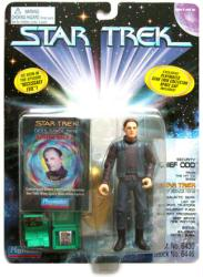 Star Trek: Security Chief Odo action figure (Playmates/1996)