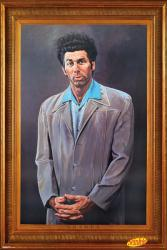 Seinfeld poster: The Kramer [Michael Richards] 24 X 36 TV poster
