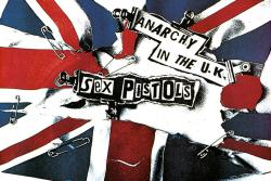 The Sex Pistols poster: Anarchy in the U.K. (36x24)