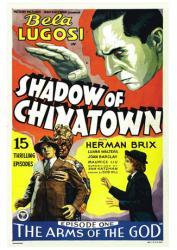 Shadow of Chinatown movie poster [Bela Lugosi] 18 X 24