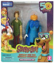 Scooby-Doo 50 Years: Shaggy and the Headless Horseman figures