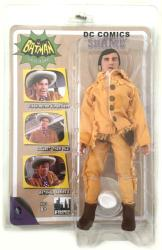 "Batman Classic 1966 TV Series 3: Shame 8"" retro action figure"