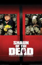 Shaun of the Dead movie poster [Simon Pegg] 24'' X 36''