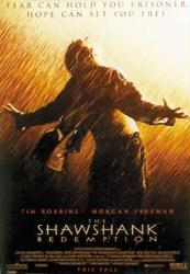 The Shawshank Redemption movie poster [Tim Robbins] 27'' X 40''