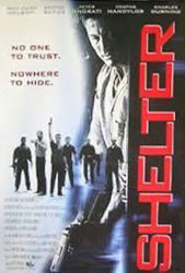 Shelter movie poster [John Allen Nelson] 27x40 video poster