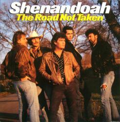 Shenandoah poster: The Road Not Taken vintage LP/album flat