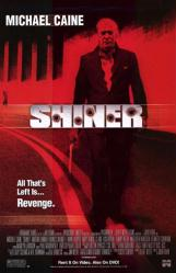 Shiner movie poster [Michael Caine] 26x40 video version