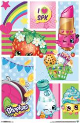 Shopkins poster: Collage (22x34)