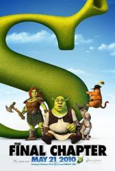 Shrek Forever After movie poster (original Advance) 27x40