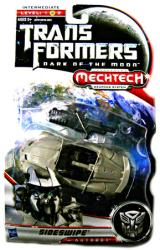 Transformers: Dark of the Moon [Mechtech] Sideswipe figure (Hasbro)