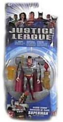 Justice League: Silver Storm Superman action figure (Mattel/2004)