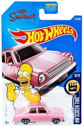 Hot Wheels HW Screen Time: The Simpsons Family Car 1:64 diecast