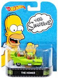 Hot Wheels Retro Entertainment: The Simpsons The Homer 1:64 diecast